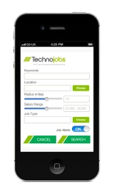 Technojobs-Job-Search